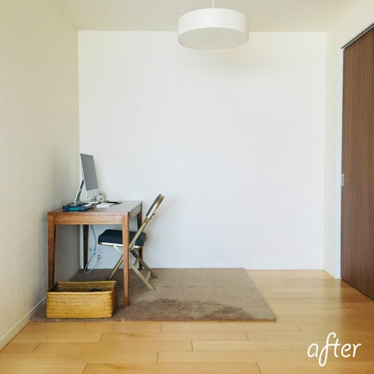 ミニマリストが作る部屋は何もない?必要なものしか持たない夫婦二人暮らしの部屋を公開!