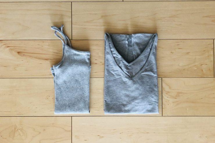 20代女性ミニマリストのワードローブは何着あればいい?洋服を数えてリスト化した結果報告!